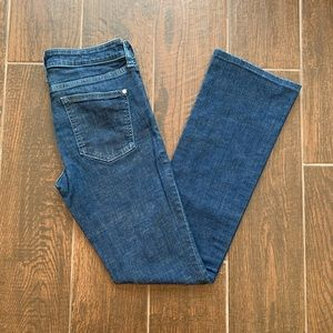 "Pilcro and the Letterpress Straight Leg 29.5"" long"
